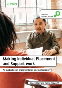 making individual placement and support work cover